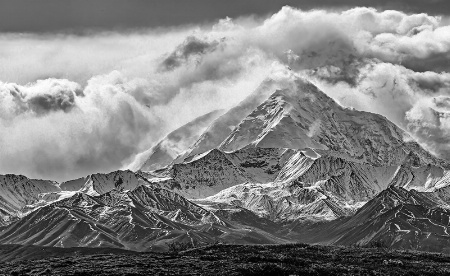 Denali, The Great One