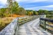 Walking Bridge in...