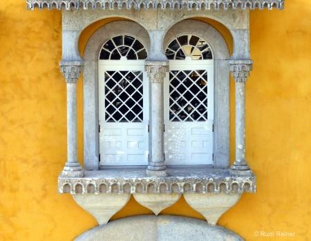 Double doors, Portugal