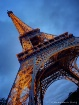 Eiffel Dressed in...