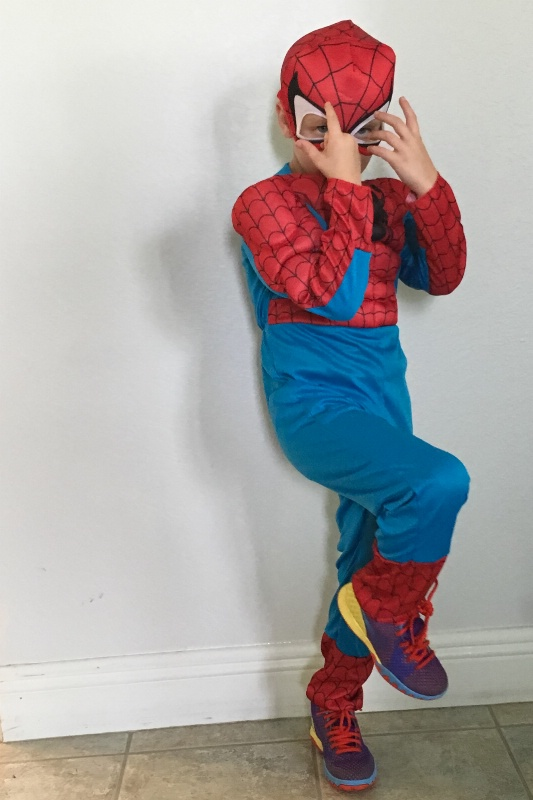 Real Spider Man
