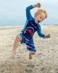 Beach Superhero