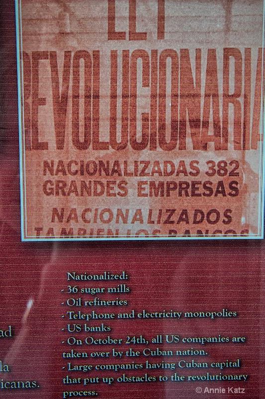 revolutionary notice - ID: 15076707 © Annie Katz