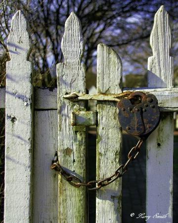 The Gate Lock
