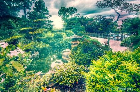 Morikami Japanese Garden