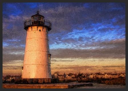 Vineyard Lighthouse