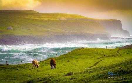 Silence and Storm - Doolin, Ireland