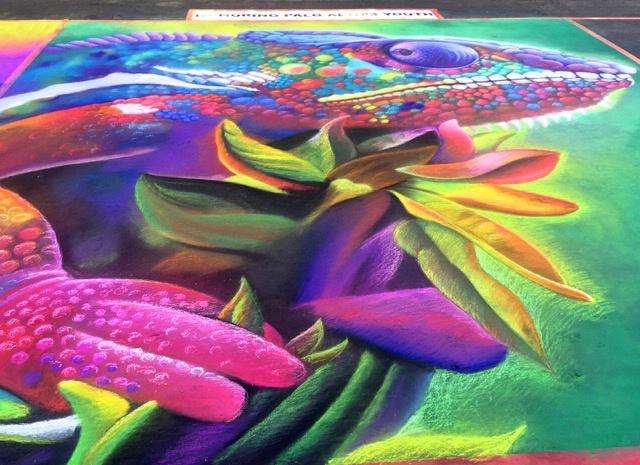 Palo Alto Summer Street Art - ID: 15083998 © Alice Kozar