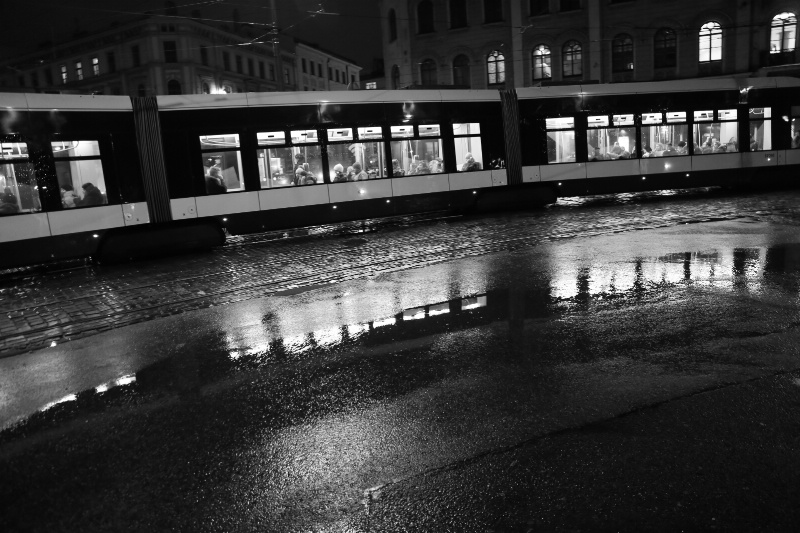 Night Ride - ID: 15087048 © Ilir Dugolli