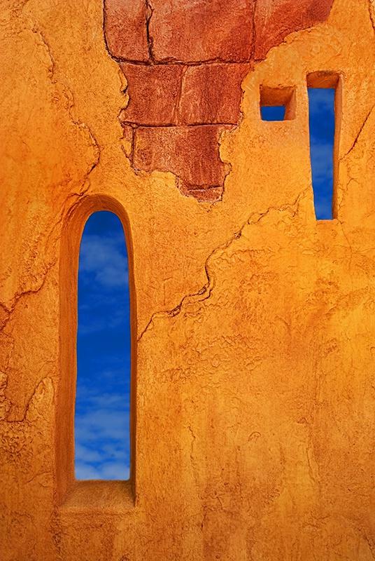 Through Castle Walls
