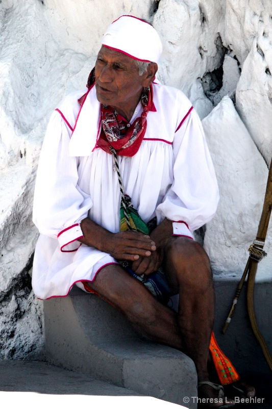 Mazatlan Wise Man - ID: 15098553 © Theresa Beehler