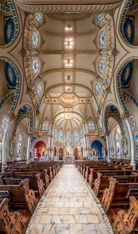 Saint Joseph's Catholic Church - ID: 15111077 © Richard M. Waas