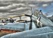 Old War Planes