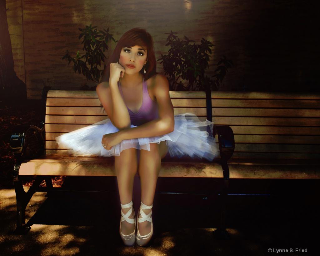 Ballerina in the Park