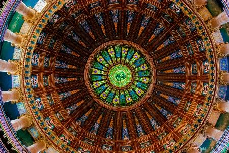 State of Illinois Capitol Rotunda