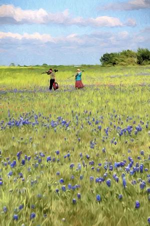 Leaving the Fields