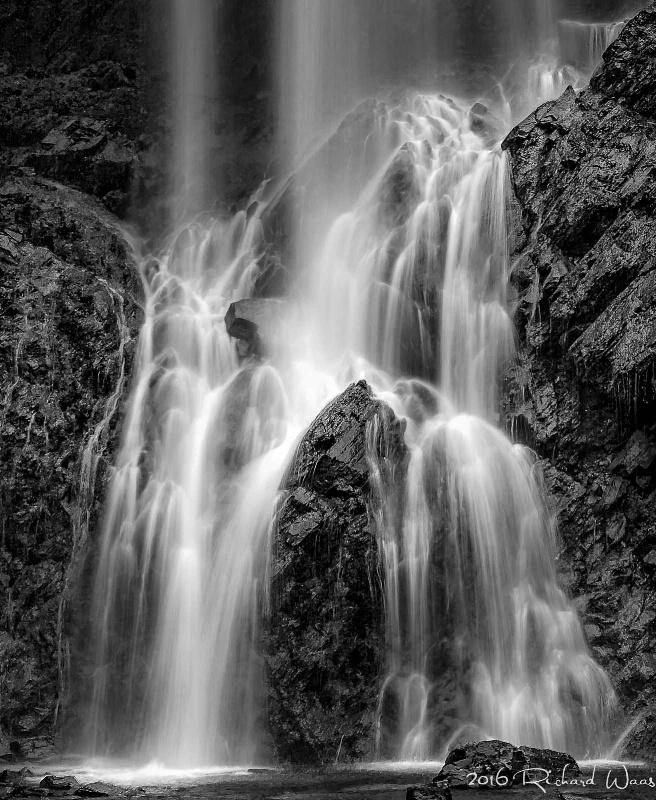 Bridal Veil Falls, Alaska - ID: 15129816 © Richard M. Waas