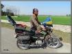 Motorbike salesma...