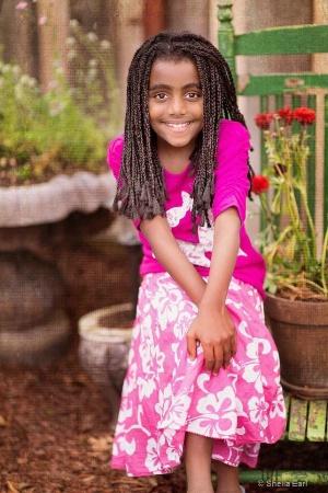 Granddaughter #2 Photo