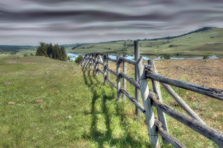 High Level Fence