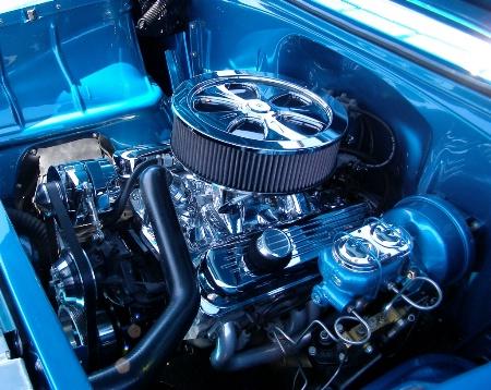 LA BLUE ENGINE.JPG