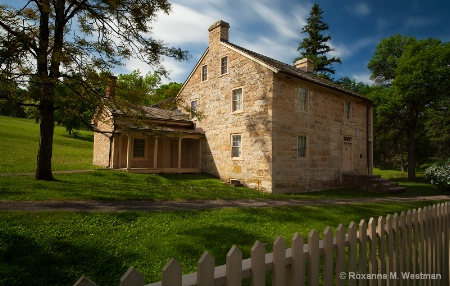 Historic Sibley site