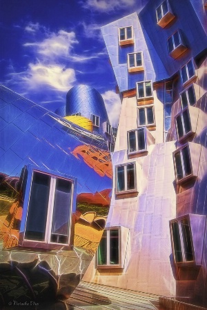 The world of Frank Gehry