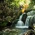 © Beth OMeara PhotoID# 15195235: Waterfalls and Sunshine