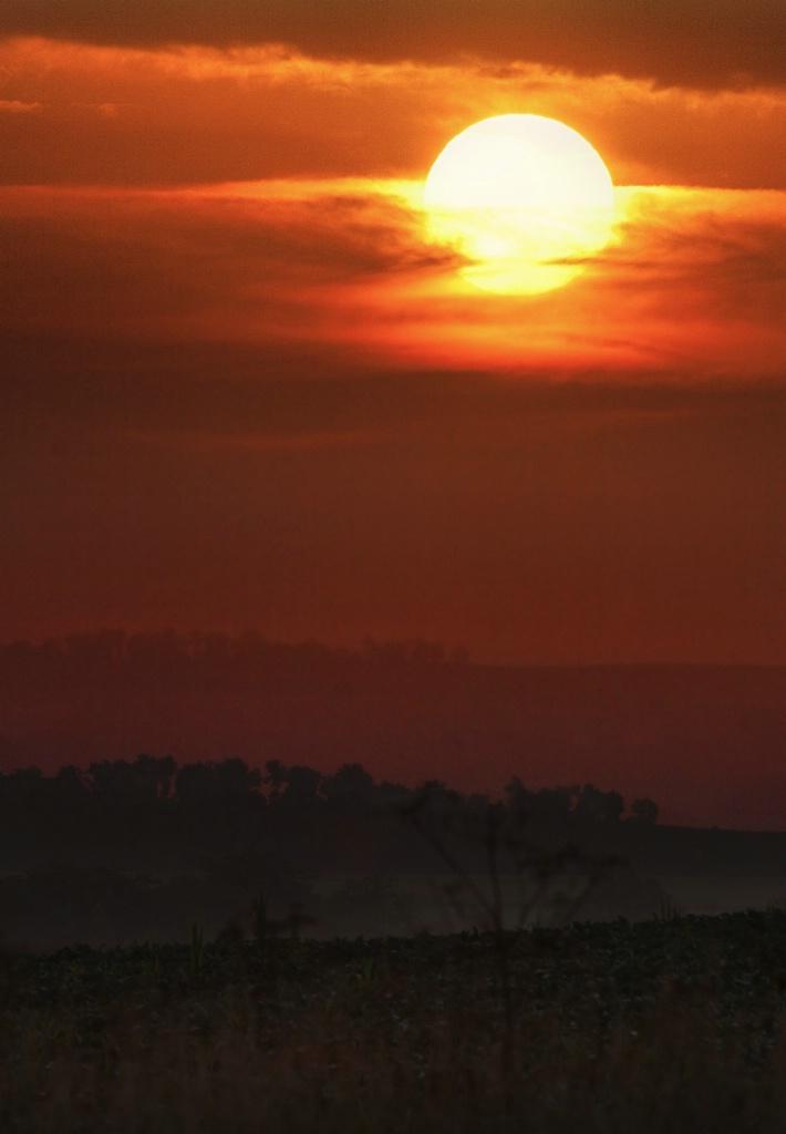 Iowa Morning