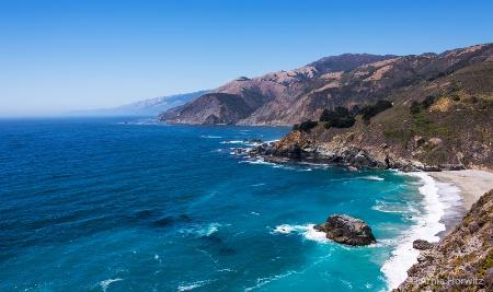 The Photo Contest 2nd Place Winner - Big Sur Vista - III