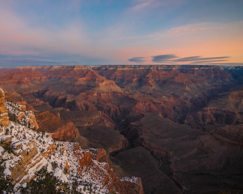 Grand Canyon Sunrise - ID: 15210262 © Carol Gregoire