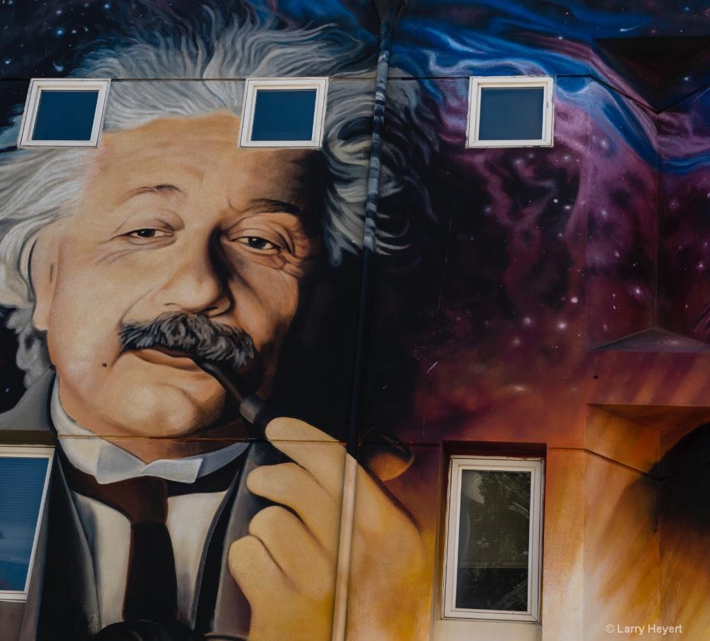 Mural in Venice Beach, CA - ID: 15230611 © Larry Heyert