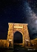 Roosevelt Arch at...