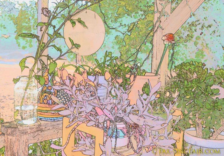 Pretty Porch  - ID: 15251001 © Fax Sinclair