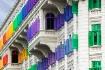 Coloured Windows