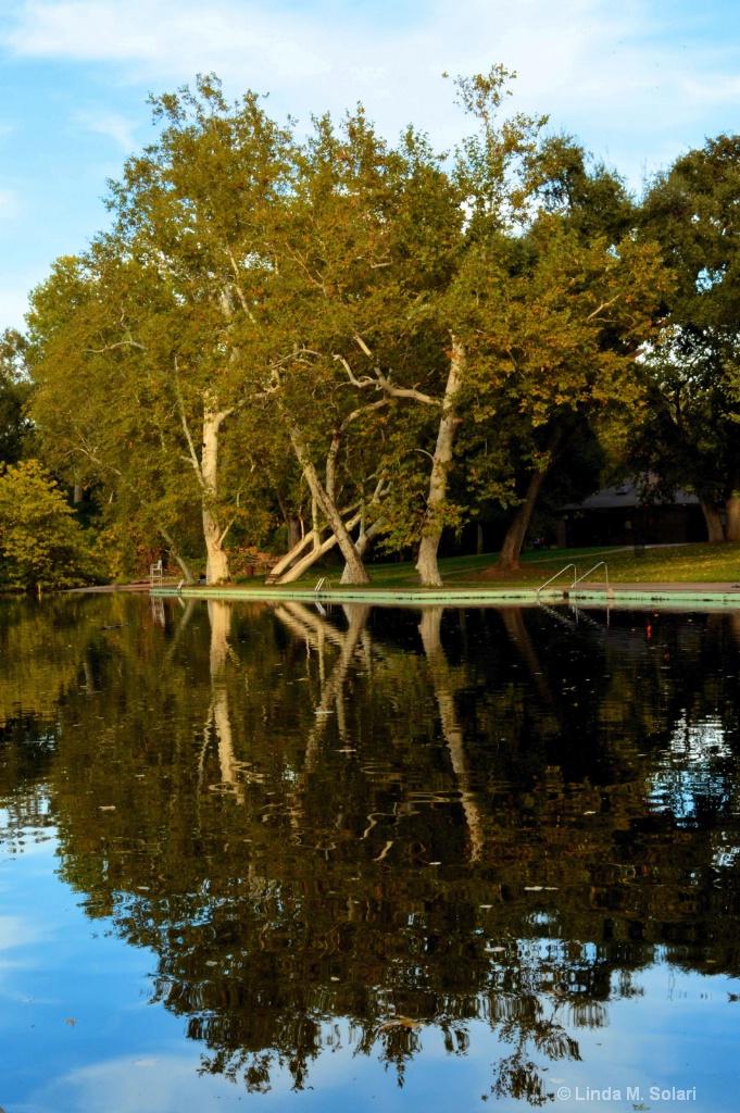 One Mile Swimming Pool - ID: 15282005 © Linda M. Solari
