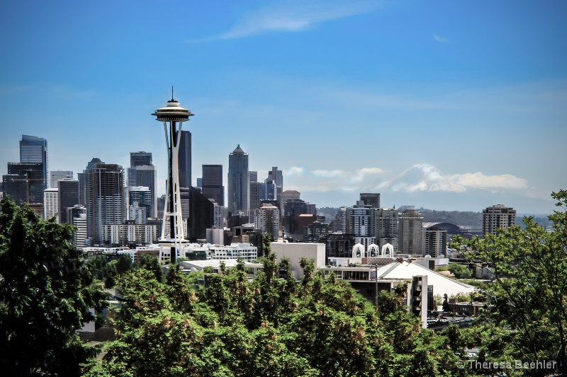 Seattle Escape - ID: 15285067 © Theresa Beehler