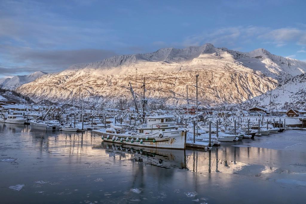 Harbor Backlight 1400 - ID: 15292257 © Gary H. Minish