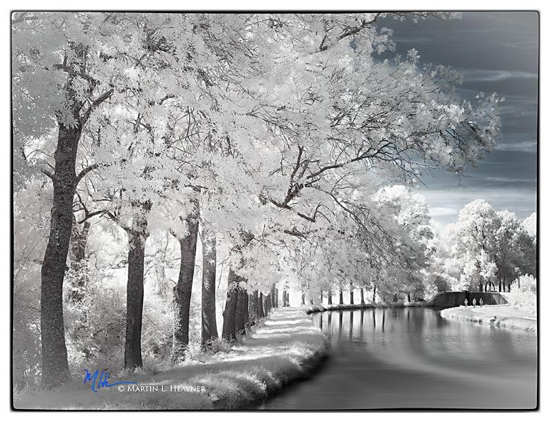 Canal Dream #1 - Dijon, France - ID: 15293838 © Martin L. Heavner