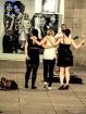 Busking in Berlin