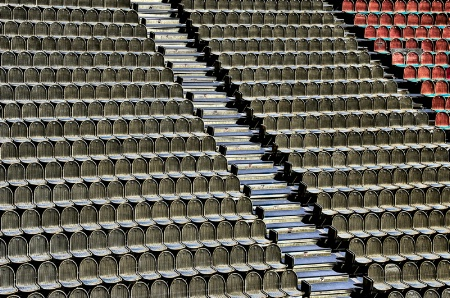 Rows and Rows of Seats