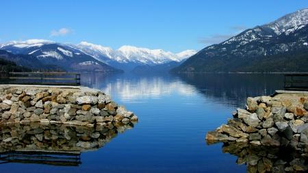 Slocan Lake, British Columbia