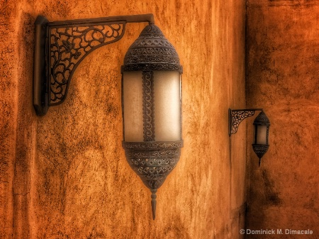 ~ ~ LAMPS ~ ~