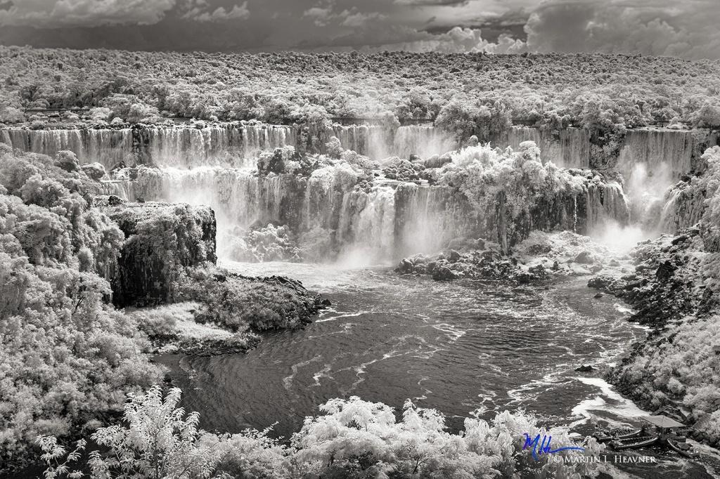 Iguazu Falls Rainforest - Brazil - ID: 15327649 © Martin L. Heavner