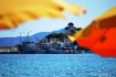 Greece port Nea R...