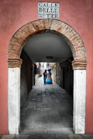 Romance in Burano