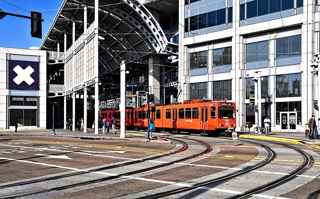The Orange Line