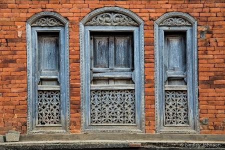 Window Trio
