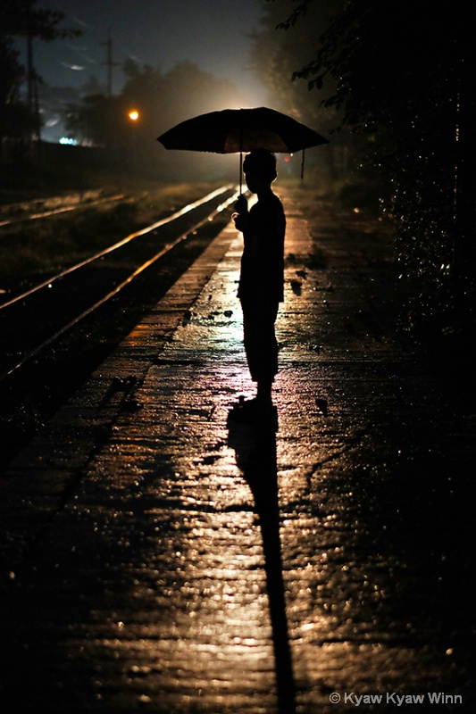 Lonely in the Rain