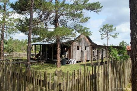 Florida Cracker Farmhouse